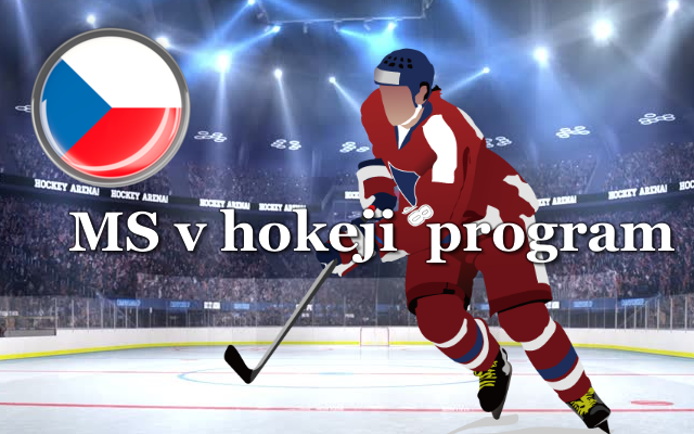 MS v hokeji program
